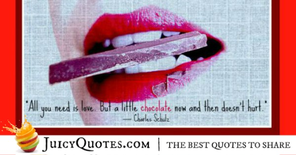 Cute Love Quote - Charles Schulz