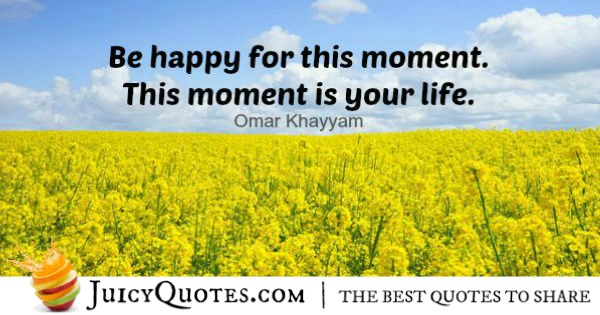 Quote About Being Happy - 2