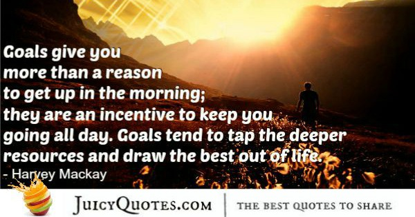 Quote About Inspiration - Harvey Mackay
