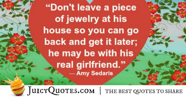 Quotes About Relationships - Amy Sedaris