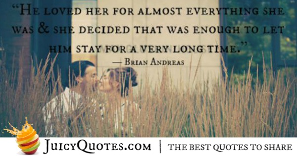 Quotes About Relationships - Brian Andreas