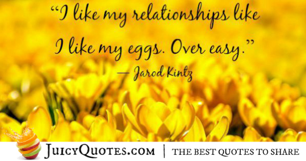 Quotes About Relationships - Jarod Kintz