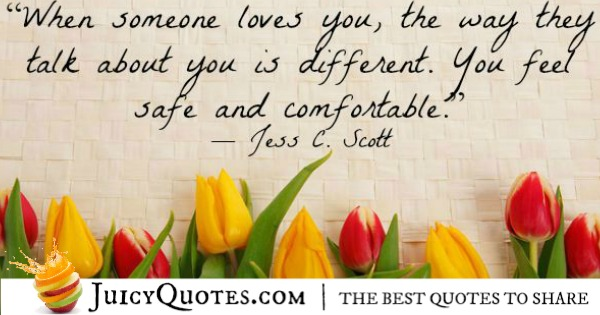 Quotes About Relationships - Jess C Scott