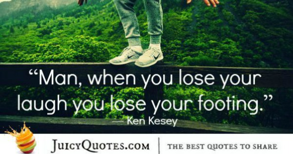 Quotes About Relationships - Ken Kesey