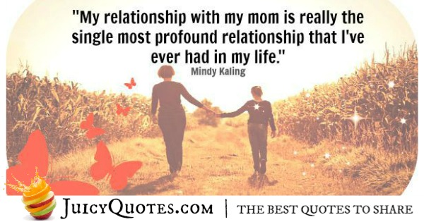 Quotes About Relationships - Mindy Kaling