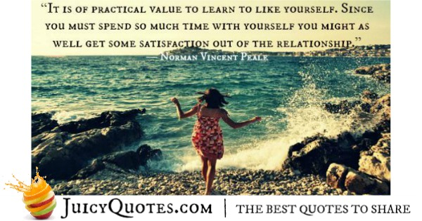 Quotes About Relationships - Norman Vincent Peale