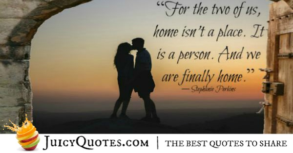 Quotes About Relationships - Stephanie Perkins