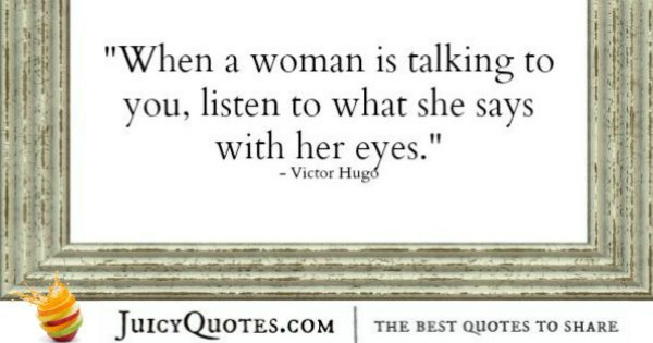 Quotes About Relationships - Victor Hugo