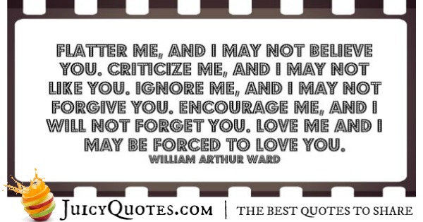 Quotes About Relationships - William Arthur Ward