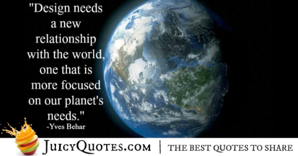 Quotes About Relationships - Yves Behar