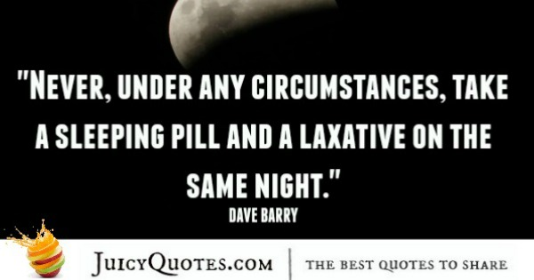 Funny Quote - Dave Barry 2