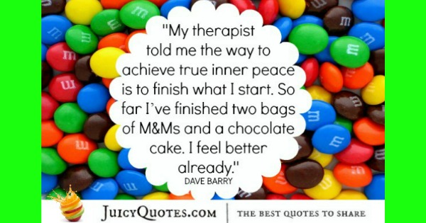 Funny Quote - Dave Barry
