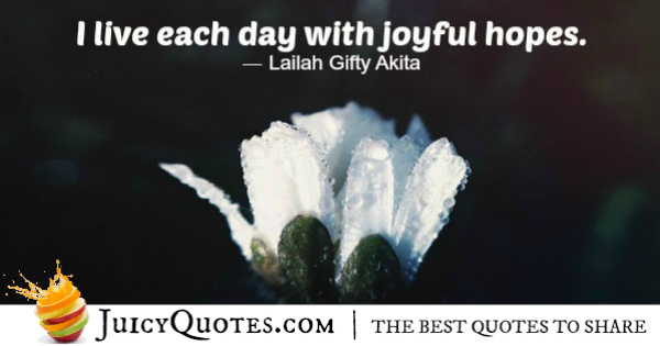 Good Morning Quote - Lailah Gifty Akita-1