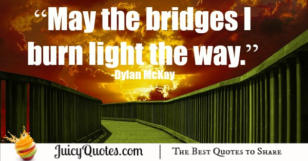 Quote About Change - Dylan McKay