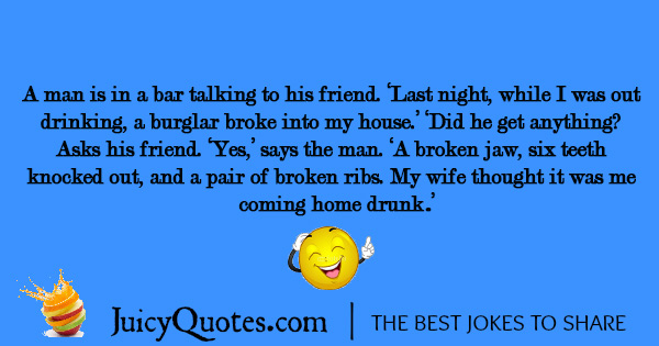Funny Alcohol Jokes - 10