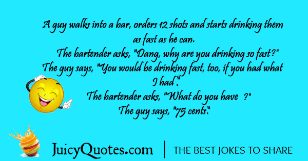 Funny Bar Joke - 1
