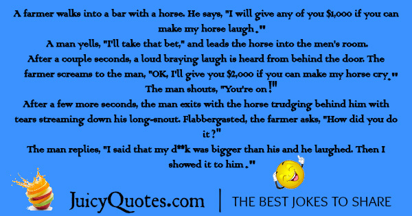 Funny Bar Joke - 10