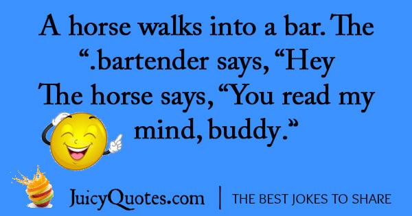 Funny Bar Joke - 2