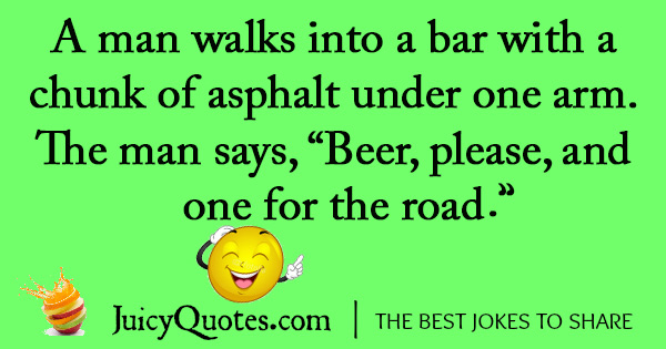Funny Bar Joke - 3