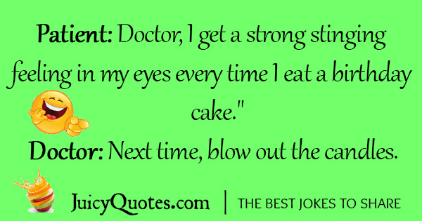 Funny Birthday Joke - 10