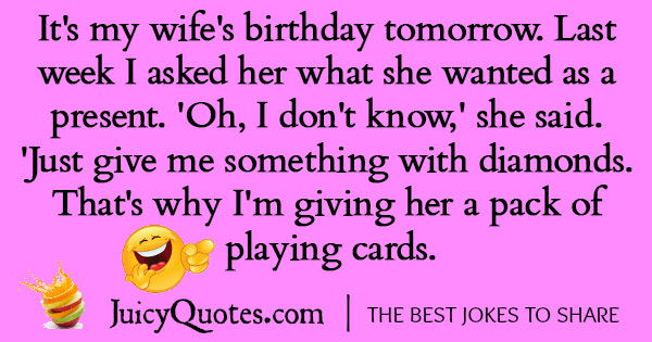 Funny Birthday Joke - 3