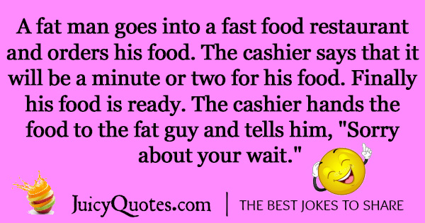 Funny Food Jokes -16