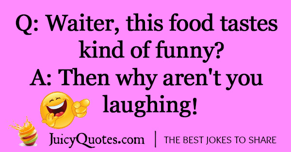 Funny Food Jokes -30