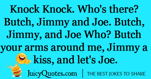 Funny Knock Knock Jokes -1