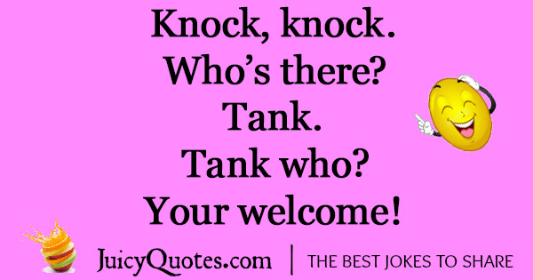 Funny Knock Knock Jokes -11