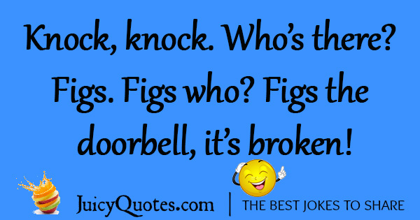 Funny Knock Knock Jokes -16