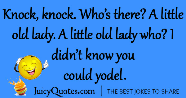 Funny Knock Knock Jokes -17