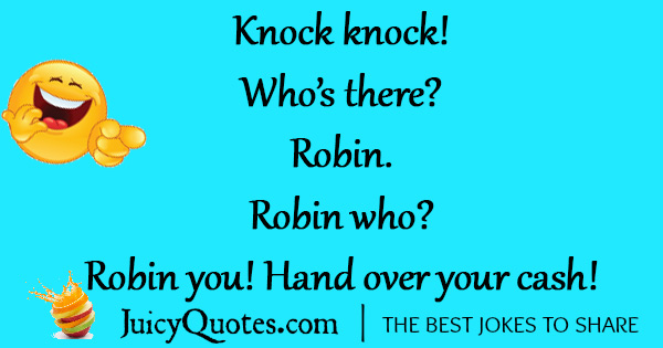 Funny Knock Knock Jokes -23