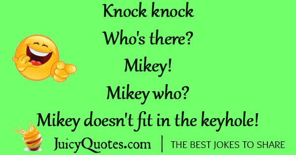 Funny Knock Knock Jokes -27