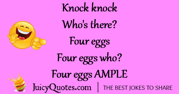 Funny Knock Knock Jokes -33