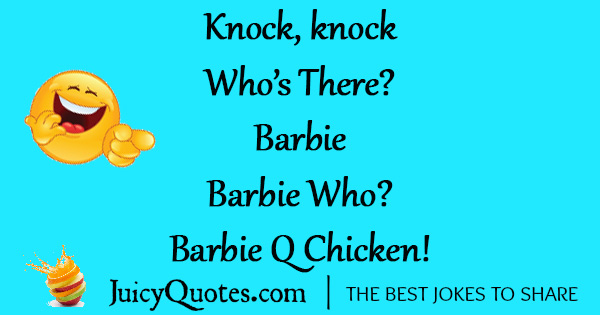 Funny Knock Knock Jokes -34