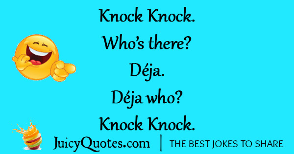 Funny Knock Knock Jokes -35