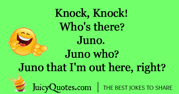 Funny Knock Knock Jokes -4