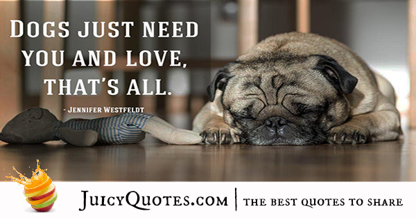 Quotes About Dogs - 10