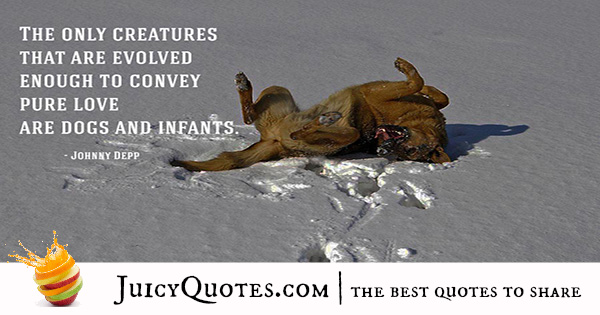 Quotes About Dogs - 18