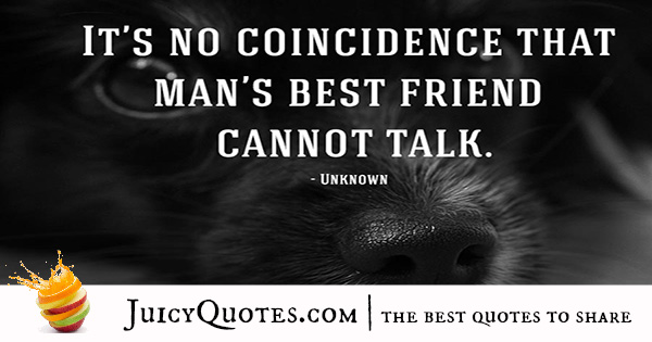 Quotes About Dogs - 47