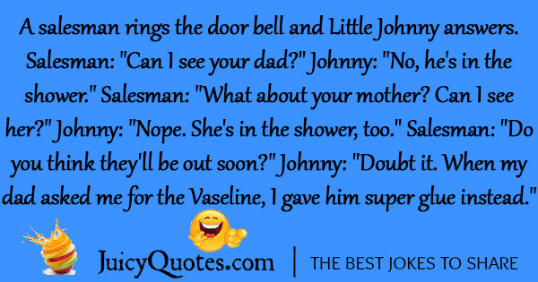 Funny Little Johnny Joke -11