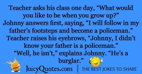Funny Little Johnny Joke -23