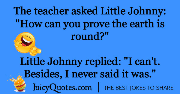 Funny Little Johnny Joke -24