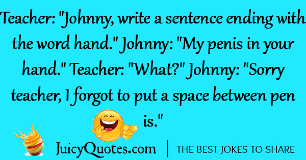 Funny Little Johnny Joke -9