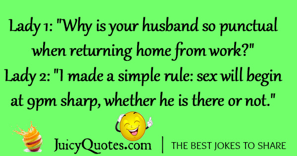 Funny Marriage Joke - 38