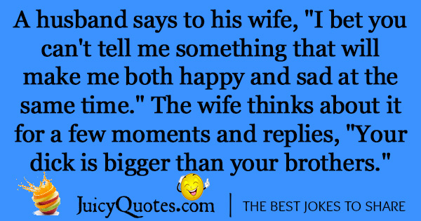 Funny Marriage Joke - 46