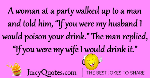 Funny Marriage Joke - 53