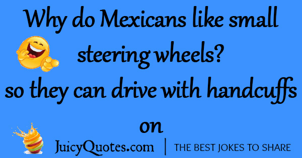 Funny Mexican Jokes -1