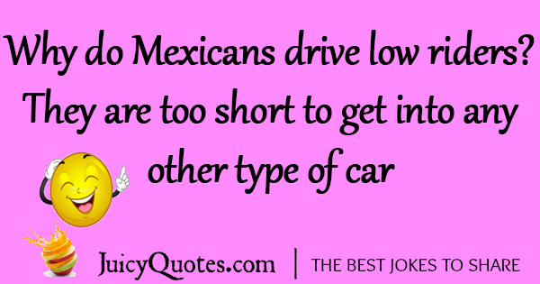 Funny Mexican Jokes -7