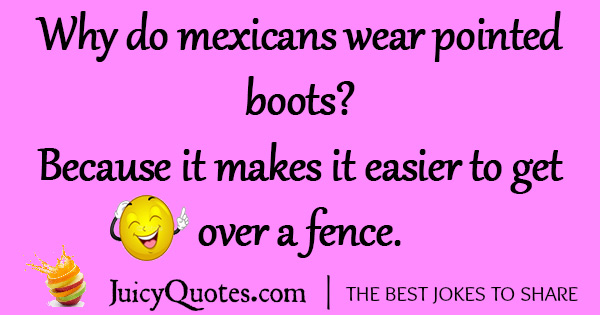 Funny Mexican Jokes -8
